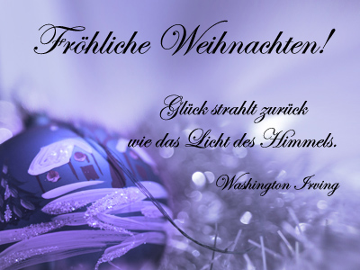 WEIHNACHTSGRÜSSE - kurze Sprüche - besinnliche Gedichte - hilfreiche ...